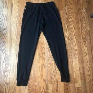 Zyia Active Pants - Zyia Active Black Unwind Jogger